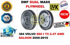 For 384 Volvo S60 i T5 2.4T AWD Saloon 2000-2010 Nuevo Dual Mass Dmf Volante
