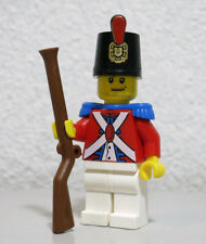 Imperial Soldier II Pirates 6239 Red Gun Pirates LEGO Minifigure Mini Figure