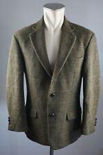 Harris Tweed vintage Sakko jacket Blazer Schurwolle Gr. M 97cm 38in Trend