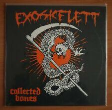 """Exoskelett """"Collected bones""""  LP vinyl NEW open seal"""