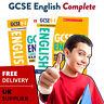 GCSE English Complete Study & Practice  - 2019 Spec - New Curriculum