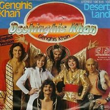 "Dschinghis Khan + 7"" Single + Genghis Khan"