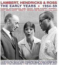 Early Years: 1954-59 - Lambert / Hendricks / Ross (2019, CD NIEUW)2 DISC SET