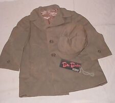 Vintage Kids Betty Barclay Hat & Coat Outfit From The Globe Watertown NY In Box