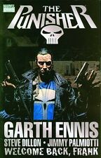 Punisher Welcome Back Frank TP by Dillon & Garth Ennis writer of Preacher Boys