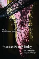 Mexican Poetry Today: 20/20 Voices (English and Spanish Edition)-ExLibrary