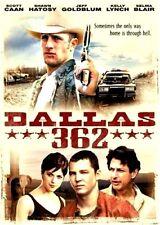 Dallas 362 (DVD, 2005) Scott Caan WORLDWIDE SHIPPING AVAIL!