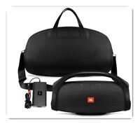 Case for JBL Hard Travel Boombox Portable Bluetooth Speaker Box Waterproof Case.