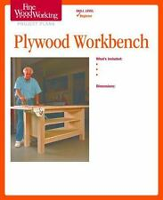 Plywood Workbench by Fine Woodworking Magazine Editors (2011, Print, Other)