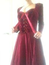 Womens midieval corset dress