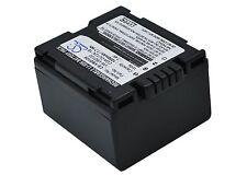 BATTERIA agli ioni di litio per Panasonic VDR-M95 nv-gs55gn-s PV-GS31 NV-GS17 NV-MX500A NUOVO