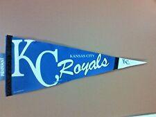MLB KANSAS CITY ROYALS FELT PENNANT BRAND NEW WITH TAGS NICE !!!!