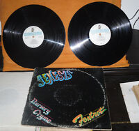 "GENESIS NURSERY CRIME FOXTROT DOPPIO 1979 VINILE 33 GIRI 12"" US PRESS CHARISMA"