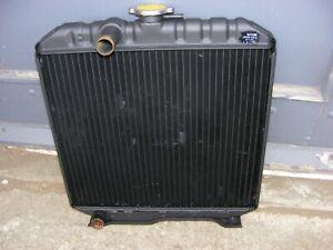 Genuine Kubota Radiator V1505 & D1105 16613-72062 & 122000-2512 Only £168+vat