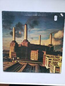 "Pink Floyd - Animals - 12"" Vinyl LP - Gatefold Cover 1977 Original Album VG+"