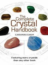Complete Crystal Handbook In Depth Crystal Book ~ Wiccan Pagan Supply