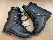 New British Army Issue Goretex Pro/Para/Cadet Vibram Sole Boots Size 9M UK #309