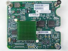 HP NC551M MEZZANINE CARD 10GB DUAL PORT FLEXFABRIC CONVERGE ADAPTER 580153-001