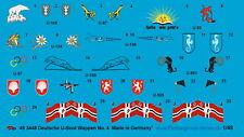 Peddinghaus 1/48 3448 Deutsche U-Boot Wappen No 4