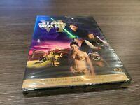 Star Wars VI DVD El Retour Du Jedi Sealed Scellé Neuf