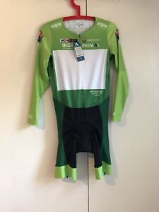 Colorado Classic Cycling TRI 2.0 Speed Suit Skin Suit PRIMAL M Key Word castelli