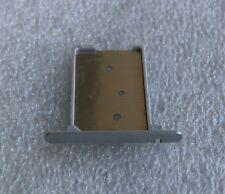 Sim Karten Adapter Halter Halterung Card Holder Silber für Xiaomi Mi3