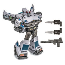 Transformers Newage NA H3 Military Strategist Harry mini policecar Gifts toy NEW