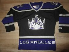 LA Kings NHL Hockey CCM Jersey Youth Child S 6-8