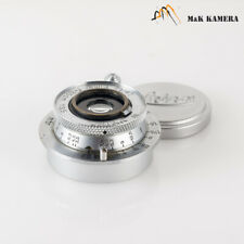 LEITZ Leica Elmar L39 35mm/F3.5 A36 Lens Yr.1934 LTM Germany #567