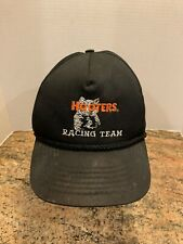 NEW BLACK HOOTERS DU RAG SKULL CAP WITH SKULLS ONE SIZE FITS MOST VERY RARE FIND