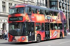 New bus for London - Borismaster LT284 6x4 Quality Bus Photo B
