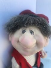 Rare Zim's The Elves Themselves Wendell Elf Doll 1999