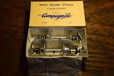 Campagnolo Record Naben NOS NIB Hubs Low Flange ITA 28H 126mm width 1034