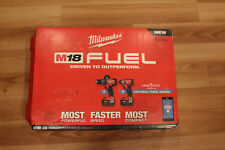 MILWAUKEE 2796-22 Cordless M18 Fuel 2-Tool Combo Kit WITH ONE KEY - BRAND NEW !!