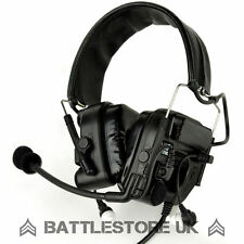 Z Tactical Comtac IV Headset Peltor Noise Reduction Mic Airsoft Radio zTactical
