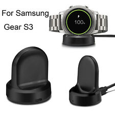 QI Wireless Stand Charging Charger Dock for Samsung Galaxy Gear S2 S3 R770 Watch