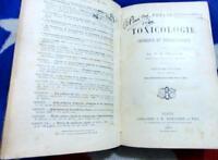 TOXICOLOGIE - A CHAPUIS  FORENSICS POISON AUTOPSY OPIUM OPIO 1897 XRARE