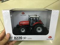 Universal Hobbies UH5331 AGCO Massey Ferguson 8220 Xtra 1:32 Scale Tractor Model
