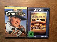 John Wayne [2 DVD ] Die vier Söhne der Katie Elder + Alamo