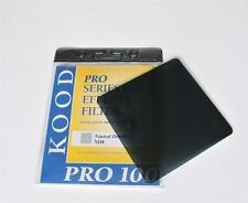 Kood PRO 100 SERIE ND-8 NEUTRAL DENSITY FILTER accoppiamenti Cokin Z sistema ND8 NDX8