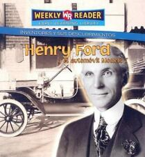 Henry Ford Y El Modelo T/Henry Ford and the Model T (Inventores Y Sus-ExLibrary