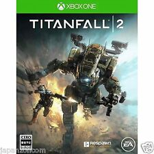 Titanfall 2 MICROSOFT XBOX ONE   JAPANESE NEW IMPORT