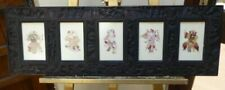 Watercolour Figures Framed Art Paintings
