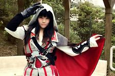 Assassin's Creed II Cosplay - Ezio Auditore da Firenze Complete Costume
