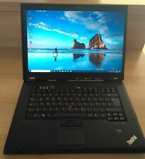 Lenovo Thinkpad W500  4GB Windows10