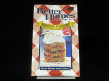 Better Homes And Gardens Prizewinning Recipes 2007 Cookbook