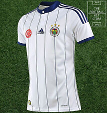 Fenerbahce Away Shirt Mens - Official adidas Turkish Football Jersey - All Sizes