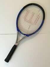 "Wilson Pro Staff Titanium 6.6 Racquet 110 Sq Inch 4 5/8"" Grip"