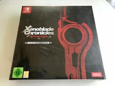 Xenoblade chronicles definitive edition ED COLECCIONISTA