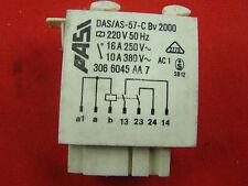 Heizrelais Waschmaschine Bosch  306 6045  AA7 #KZ-3397